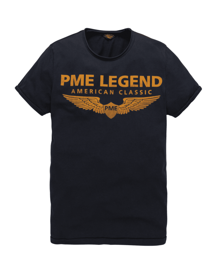 PME Legend T-Shirt - Dunkelblau