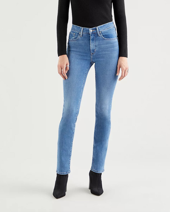 Levis 724 High Rise Straight -