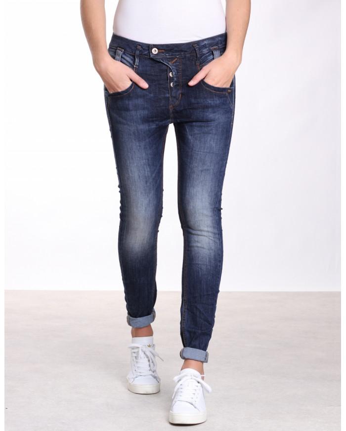 Gang Jeans Marge Boyfriend - Dunkelblau