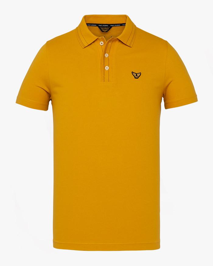 PME Legend Polo Shirt - Gelb