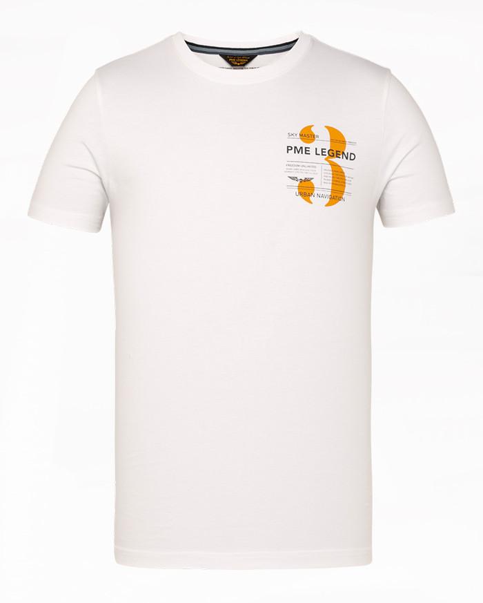 PME Legend T-Shirt - Weiss