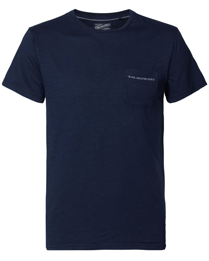 Petrol Industries T-Shirt - Dunkelblau