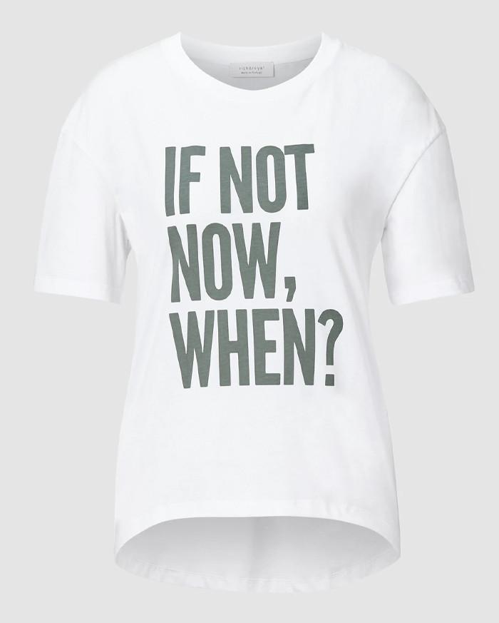 Rich&Royal T-Shirt - Weiss
