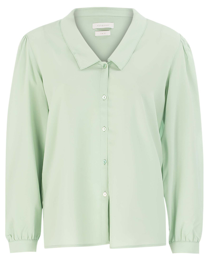 Rich&Royal Bluse - Mint