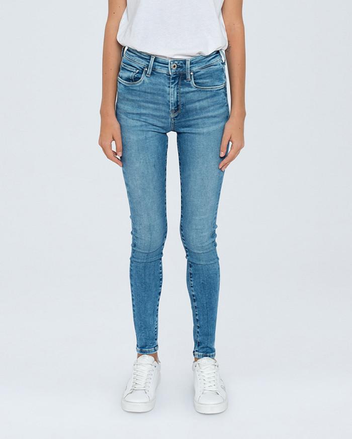 Pepe Jeans Zoe Skinny - Mittelblau