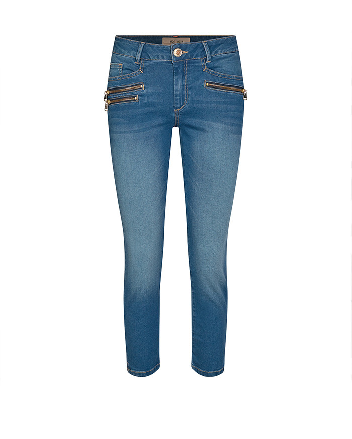 Mos Mosh Jeans Skinny Cropped -