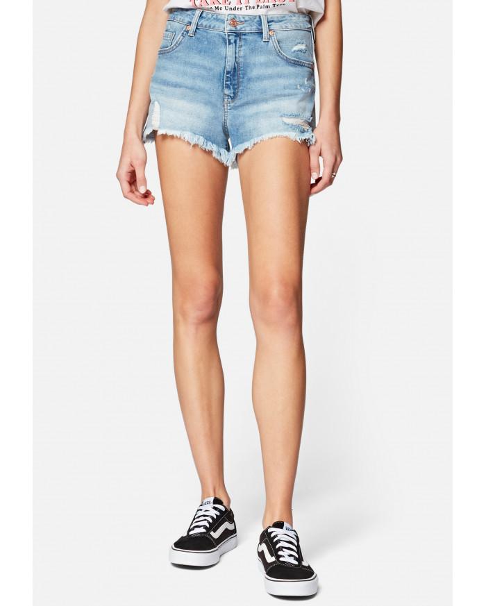 Mavi Shorts Rosie - Hellblau