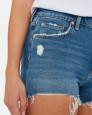 Mavi Shorts Rosie - Mittelblau