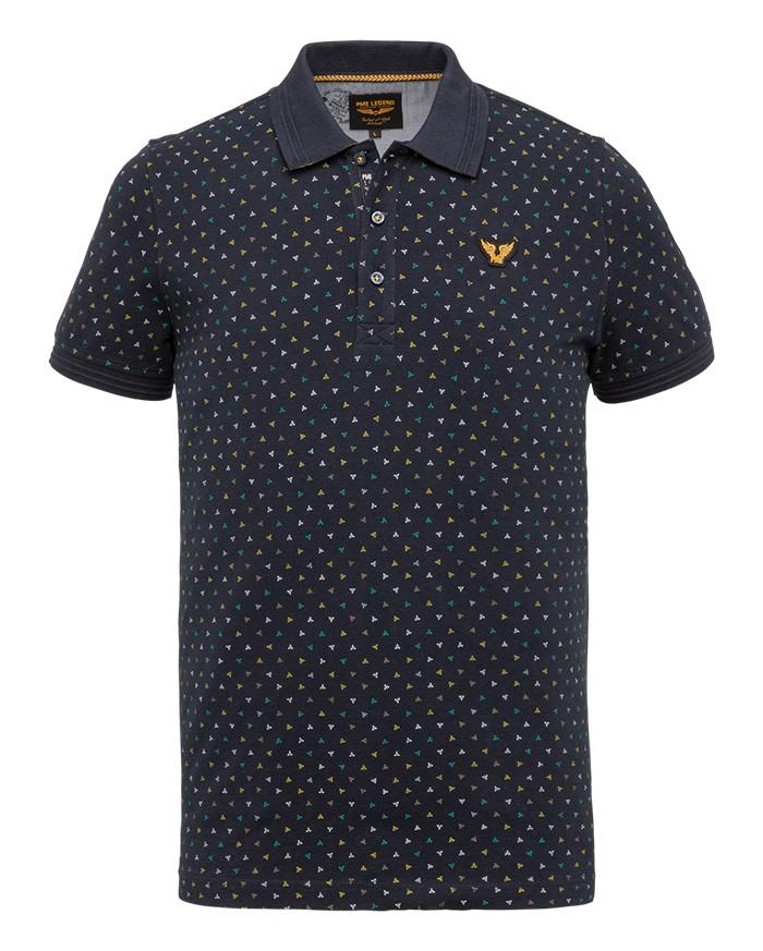 PME Legend Polo Shirt - Dunkelblau