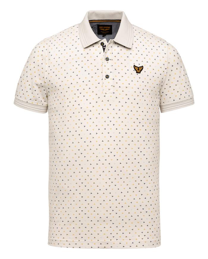 PME Legend Polo Shirt - Weiss