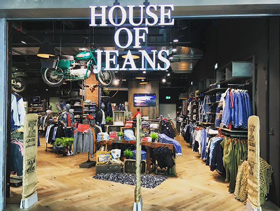House of Jeans - Glattcenter